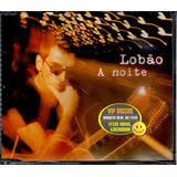 lobão-lobao Lobao Cd Single A Noite Lacrado