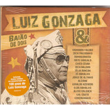 luiz gonzaga-luiz gonzaga Cd Luiz Gonzaga Baiao De Dois