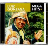 luiz gonzaga-luiz gonzaga Luiz Gonzaga Cd Mega Hits Novo Lacrado