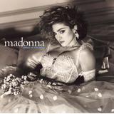 madonna-madonna Cd Madonna Like A Virgin novo