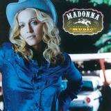 madonna-madonna Madonna Music Cd Original Lacrado