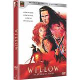 mag-mag Willow Na Terra Da Magia Dvd Duplo Cd Val Kilmer