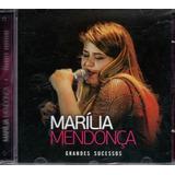 marília mendonça-marilia mendonca Cd Marilia Mendonca Grandes Sucessos