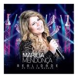 marília mendonça-marilia mendonca Cd Marilia Mendonca Realidade Ao Vivo Em Manaus
