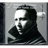 marilyn manson-marilyn manson Cd Marilyn Manson Heaven Upside Down Lacrado