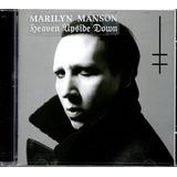 marilyn manson-marilyn manson Cd Marilyn Manson Heaven Upside Down