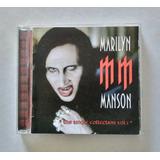 marilyn manson-marilyn manson Marilyn Manson Cd Imp Usado The Single Collection Vol 1