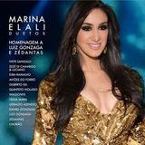 marina elali-marina elali Marina Elali Duetos Homenagem A Luiz G E Ze Dantas cd