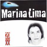 marina lima-marina lima Cd Lacrado Marina Lima Millennium 1998