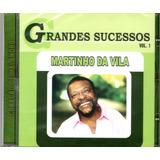 martinho da vila-martinho da vila Cd Martinho Da Vila Grandes Sucessos Vol 1