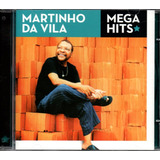 martinho da vila-martinho da vila Cd Martinho Da Vila Mega Hits