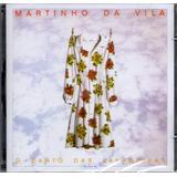 martinho da vila-martinho da vila Cd Martinho Da Vila O Canto Das Lavadeiras
