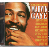 marvin gaye-marvin gaye Cd Marvin Gaye Greatest Hits
