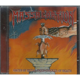 massacration-massacration Cd Massacration Gates Of Metal Fried Chicken Of Death