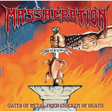 massacration-massacration Massacration Gates Of Metal Fried Chicken Of Death Cd