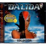mc daleste-mc daleste Cd Dalida Collection Importado Original Novo Lacrado