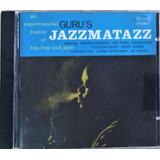 mc nego blue-mc nego blue Cd Gurus Jazzmatazz Roy Aires R Jordan Mc Solar