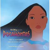 mc pocahontas-mc pocahontas Cd Lacrado Importado Disney Pocahontas Original Soundtrack