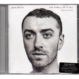 mc smith-mc smith Cd Sam Smith The Thrill Of It All Special Edition
