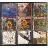 megadeth-megadeth Cds Led Zeppelin Iron Maiden Black Sabbath Megadeth