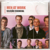 men at work-men at work Cd Men At Work Selecao Essencial