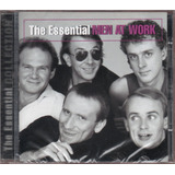 men at work-men at work Men At Work Cd The Essential Men At Work Novo Lacrado