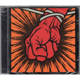 metallica-metallica Metallica Cd St Anger Novo Original Lacrado