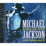 michael jackson-michael jackson Cd Michael Jackson King Of Pop Anthology