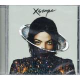 michael jackson-michael jackson Cd Michael Jackson Xscape