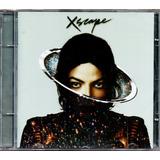 michael jackson-michael jackson Michael Jackson Cd Xscape Novo Original Lacrado