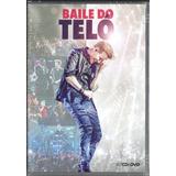 michel teló-michel telo Michel Telo Dvd Cd Baile Do Telo Novo Lacrado Original
