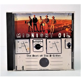 midnight oil-midnight oil Tk0m Cd Midnight Oil The Best Of The B Sides Importado