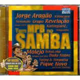 molejo-molejo Cd Tem Mpb No Samba Gravacoes Ineditas Sensacao Molejo Raro