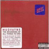 mudvayne-mudvayne Cd Mudvayne The Beginning Of All Things To To End