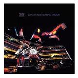 muse-muse Dvd Cd Muse Live At Rome Olympic Stadium Pronta Entrega