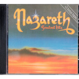 nazareth-nazareth Cd Nazareth Greatest Hits