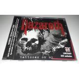 nazareth-nazareth Nazareth Tattooed On My Brain cd Lacrado