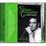 nelson gonçalves-nelson goncalves Cd Duplo Nelson Goncalves A Volta Do Boemio Cds 1 E 2