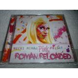 nicki minaj-nicki minaj Cd Nicki Minaj Pink Friday Roman Reloaded 2012 Br