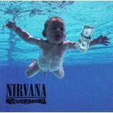 nirvana-nirvana Cd Nirvana Nevermind Lacrado