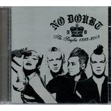 no doubt-no doubt Cd No Doubt The Singles 1992 2003