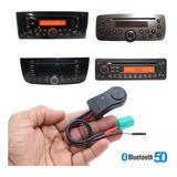 novo som-novo som Interface Bluetooth Auxiliar Para Cd Original Fiat Chaves