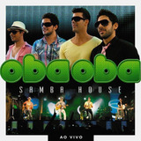 oba oba samba house-oba oba samba house Cd Oba Oba Samba House Ao Vivo