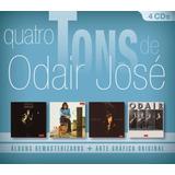 odair josé-odair jose Cd Box Odair Jose Quatro Tons 2013 Lacrado