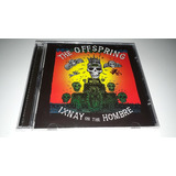 offspring-offspring The Offspring Ixnay On The Hombre cd Lacrado
