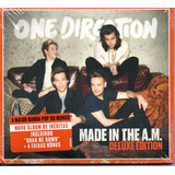 one direction-one direction Cd One Direction Made In The Am Deluxe Ediotion