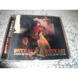 outkast-outkast Cd Outkast Idlewild Album De 2006 Importado
