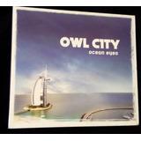 owl city-owl city Owl City Ocean Eyes Importado Cd