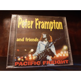 pacificadores-pacificadores Cd Peter Frampton Friends Pacific Freight