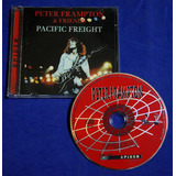 pacificadores-pacificadores Peter Frampton Friends Pacific Freight Cd 1995